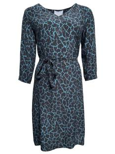 Elvira Jurk Elvira E4 20-007 DRESS MARLOU Jurk 647 earth print