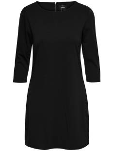 Only Jurk Only ONLBRILLIANT 3/4 DRESS JRS Jurk black 15160895