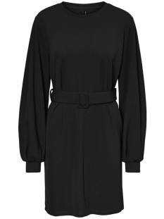 Vero Moda VMCORAL LS ABK DRESS Jurk black 10234008