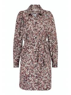 Studio Anneloes Snoopy small leo dress 05136 Jurk 6951 dark blue/dusty rose