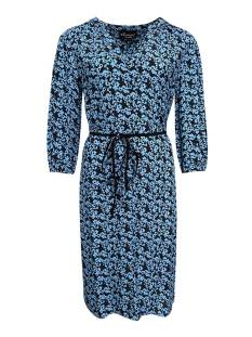 Elvira E1 21-007 DRESS FEMKE Jurk 790 flower ice blue