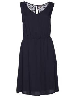 Ichi BAZTO DRESS 20103445 Blauw
