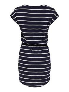 Only ONLMAY LIFE S/S DRESS NOOS Blauw