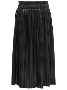 Only Rokje Only ONLMIE FAUX LEATHER MIDI SKIRT Dames Rokken black 15208510
