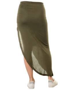 Only ONLNEW RIA SKIRT Groen
