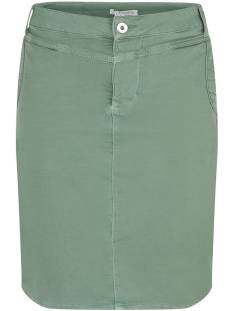 Tramontana Rokje Tramontana D17-91-201 SKIRT SWEAT CASUAL Rokken 6040 light green
