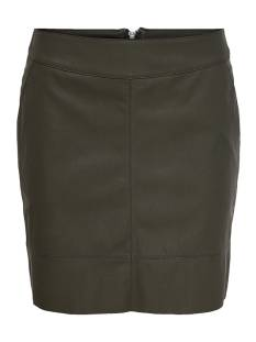 Only Rokje Only ONLBASE FAUX LEATHER SKIRT Rokken peat 15164809