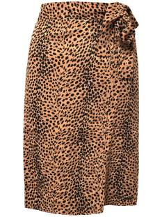 Elvira Rokje Elvira E2 20-043 SKIRT ROOS Rokken cheetah brown