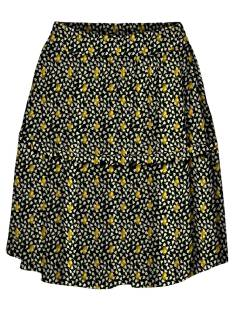 Vero Moda Rokje Vero Moda VMWAILEY HW SHORT SKIRT EXP Rokken black wailey 10246597