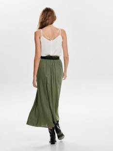 Only ONLVENEDIG LIFE LONG SKIRT WVN N Groen