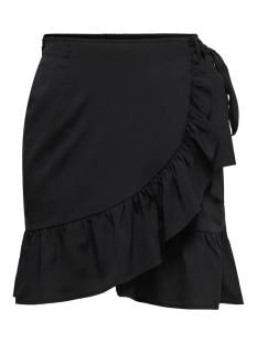 Only ONLOLIVIA WRAP SKIRT WVN NOOS Rokken black 15219146