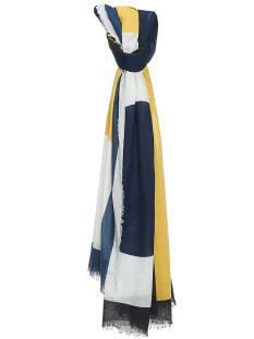 Opus 226884124 ATAMI SCARF Sjaals 6050 sea ground