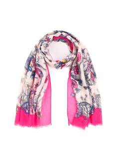 Sunset Fashion SH68898 Sjaals fucsia