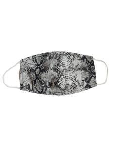 Typical Jill MONDKAPJE 10223 FACEMASK Mondkapjes snake grey