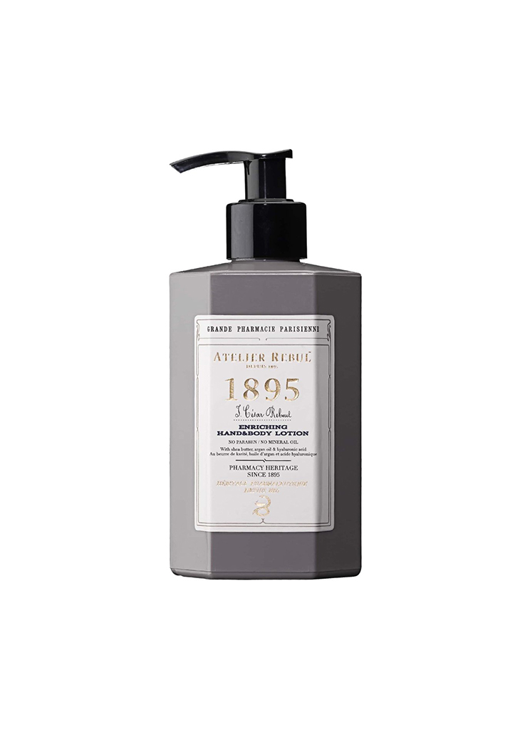 Atelier Rebul dames Beauty 1895 HAND & BODYLOTION 250 ML MTL Grijs