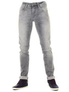 Petrol SEAHAM Slim Fit 9703 dusty silver (45)
