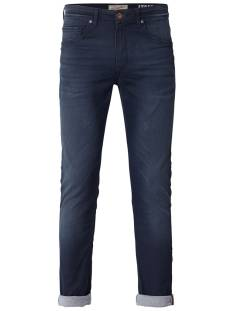 Petrol Jeans Petrol SEAHAM COATED Slim Fit 5855 midnight blue