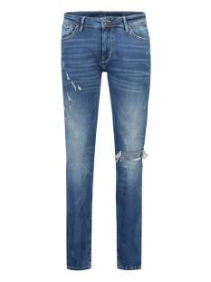 Pure White Jeans Pure White THE JONE W0465 SS20 Slim Fit 035 blue