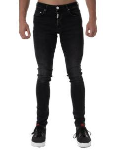 AB Lifestyle Jeans AB Lifestyle BASIC STRETCH JEANS Slim Fit black