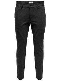Only & Sons Broek Only & Sons ONSMARK PANT GW 0209 Broek dark grey 22010209