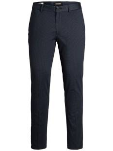 Jack & Jones Broek Jack & Jones JJIMARCO JJPHIL JERSEY NOR NAVY Broek navy blazer 12175009