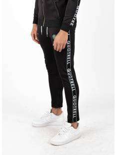 Quotrell Broek Quotrell GENERAL PANTS PA00002 Trainingsbroek 900 black