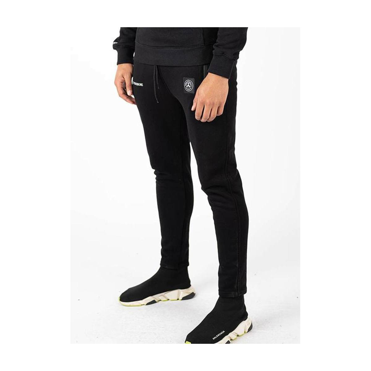 Quotrell COMMODORE PANTS PA00001 Zwart