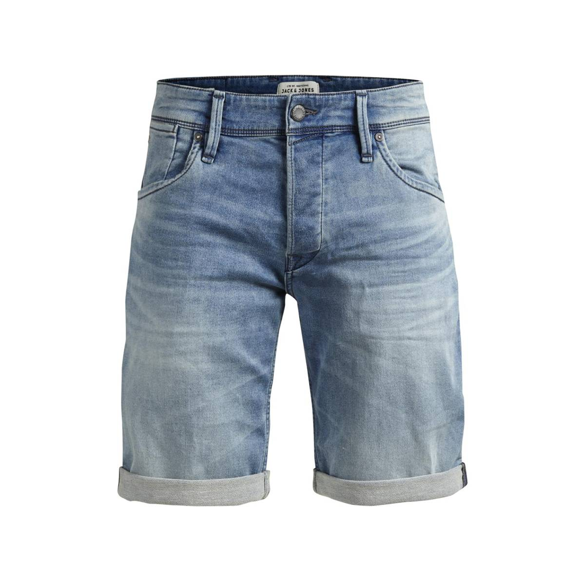 Jack & Jones JJIRICK JJDASH SHORT Blauw