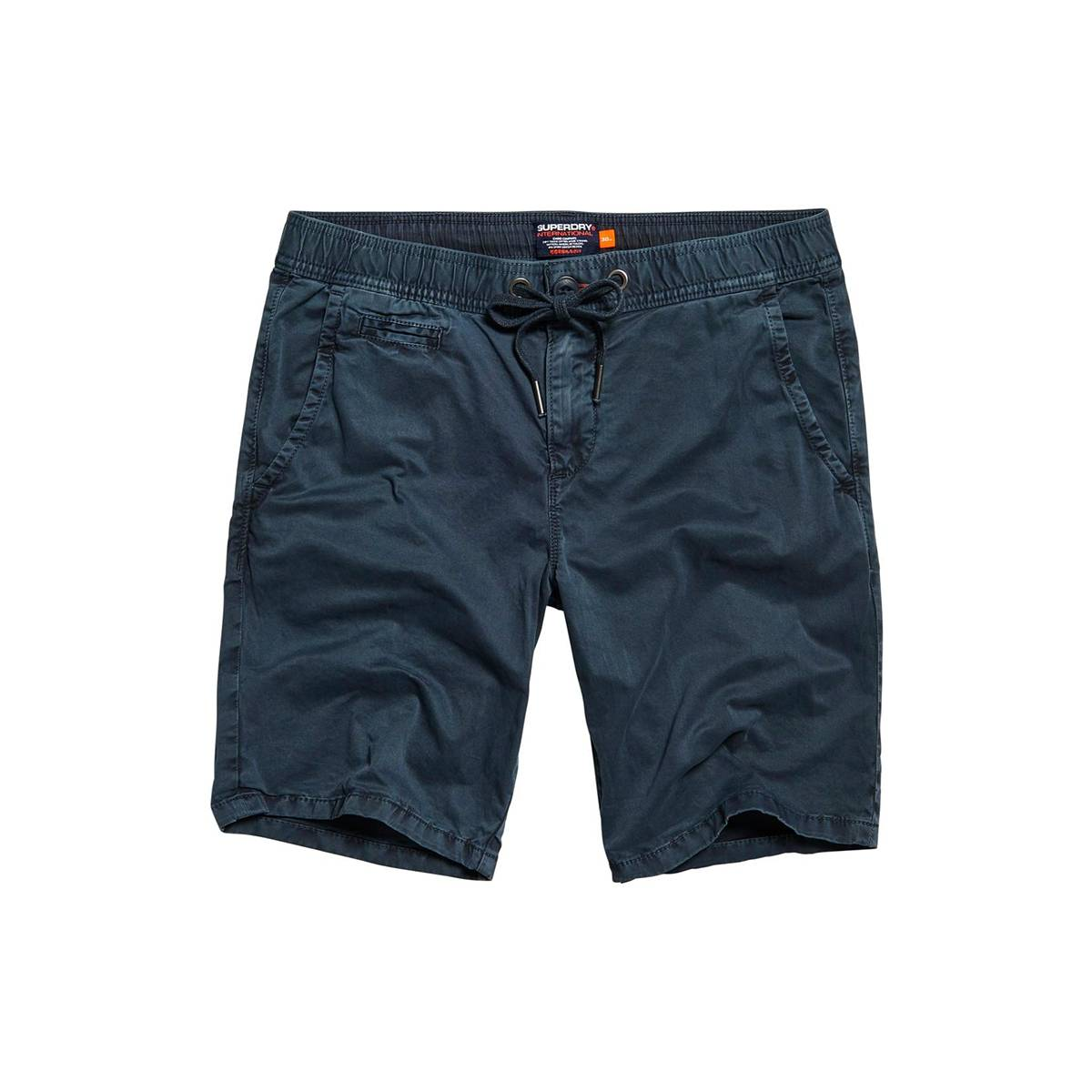 Superdry M71001PQF1 SUNCHORCHED SHORT Blauw