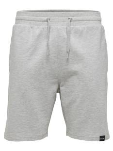 Only & Sons Broek Only & Sons ONSGRIGORI ENTRY SWEATSHORT Korte Broeken  light grey melange 22008813