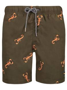 Shiwi Broek Shiwi 4192111153 SWIM SHORT SCORPION Korte Broeken  756 sea turtle