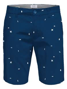 Only & Sons Broek Only & Sons ONSHOLM CHINO SHORTS Korte Broeken  dress blues 22012468