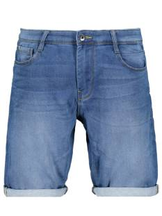 Tom Tailor Broek Tom Tailor 1007959.XX.10 JOSH SHORT Korte Broeken  10281 mid stone wash