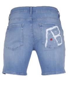 AB Lifestyle AB  SHORT DENIM THE PAINT Onbekend