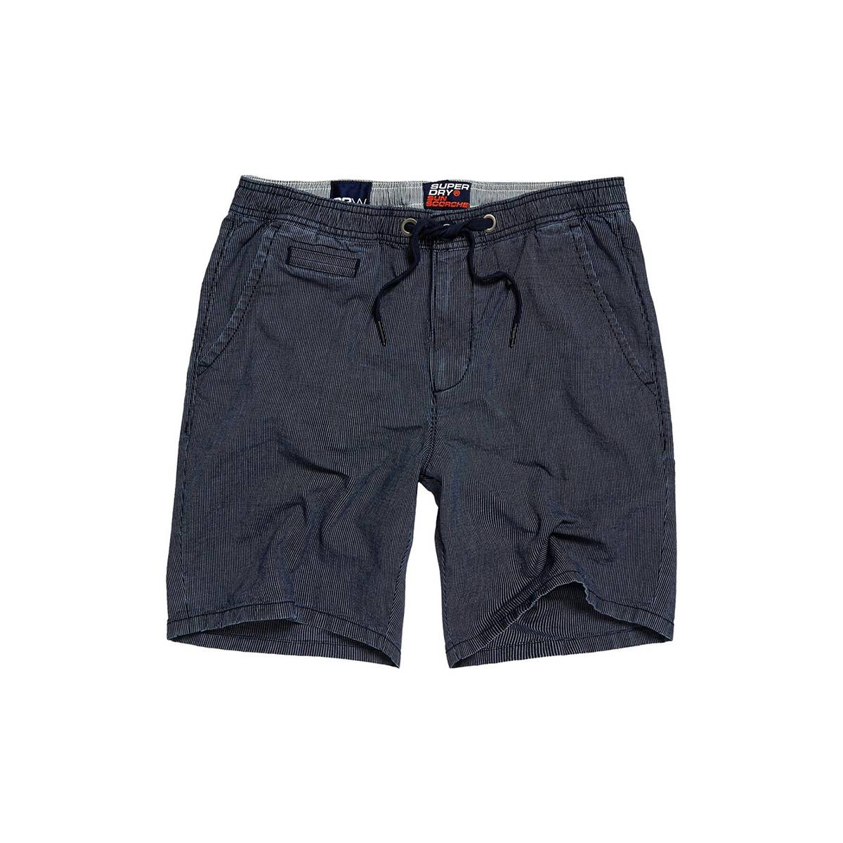 Superdry M7110017A SUNSCORCHED SHORT Blauw