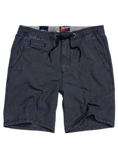 Superdry Broek Superdry M7110017A SUNSCORCHED SHORT Korte Broeken  r2j brunswick stripe