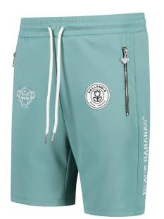 Black Bananas F.C. BASIC SHORT Korte Broeken  12 mint green