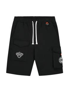 Black Bananas CALIFORNIA CARGO SHORT Korte Broeken  black