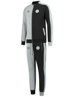 Black Bananas Broek Black Bananas YIN-YANG TRACKSUIT Trainingspak black/grey