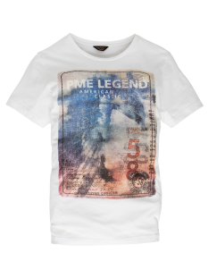 PME Legend Shirt PME Legend PTSS74531 Print T-Shirt 7072
