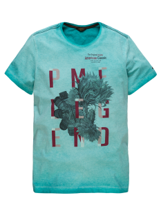 PME Legend Shirt PME Legend PTSS182551 Print T-Shirt 6032