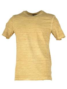 Only & Sons Shirt Only & Sons ONSNELSON AOP STRIPED TEE Print T-Shirt harvest gold 22010175