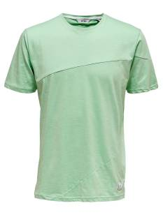 Only & Sons Shirt Only & Sons ONSLARSON SS TEE Print T-Shirt grayed jade 22012574