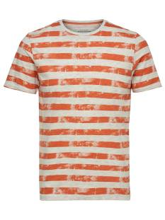 Only & Sons Shirt Only & Sons ONSPATRIK SRIPE SLIM TEE EQ 3191 Print T-Shirt carnelian 22013191