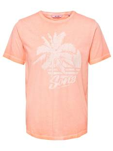 Only & Sons Shirt Only & Sons ONSPIMMIT SS NEON TEE Print T-Shirt shocking orange 22013130