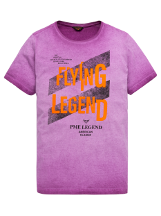 PME Legend Shirt PME Legend PTSS195522 Print T-Shirt 4142