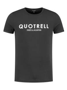 Quotrell Shirt Quotrell QUOTRELL BASIC TEE Print T-Shirt black