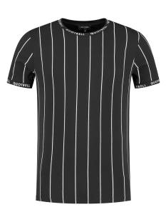 Quotrell Shirt Quotrell QUOTRELL CAPTAIN TEE Print T-Shirt black