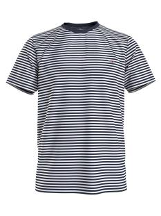 Tommy Jeans Shirt Tommy Jeans DM0DM05515 CLASSIC STRIPE Print T-Shirt c87 navy white