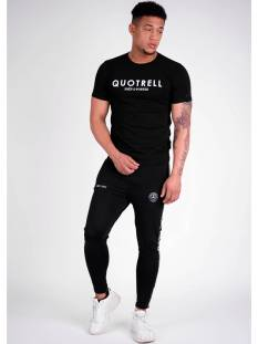 Quotrell BASIC T-SHIRT TH00012 Zwart